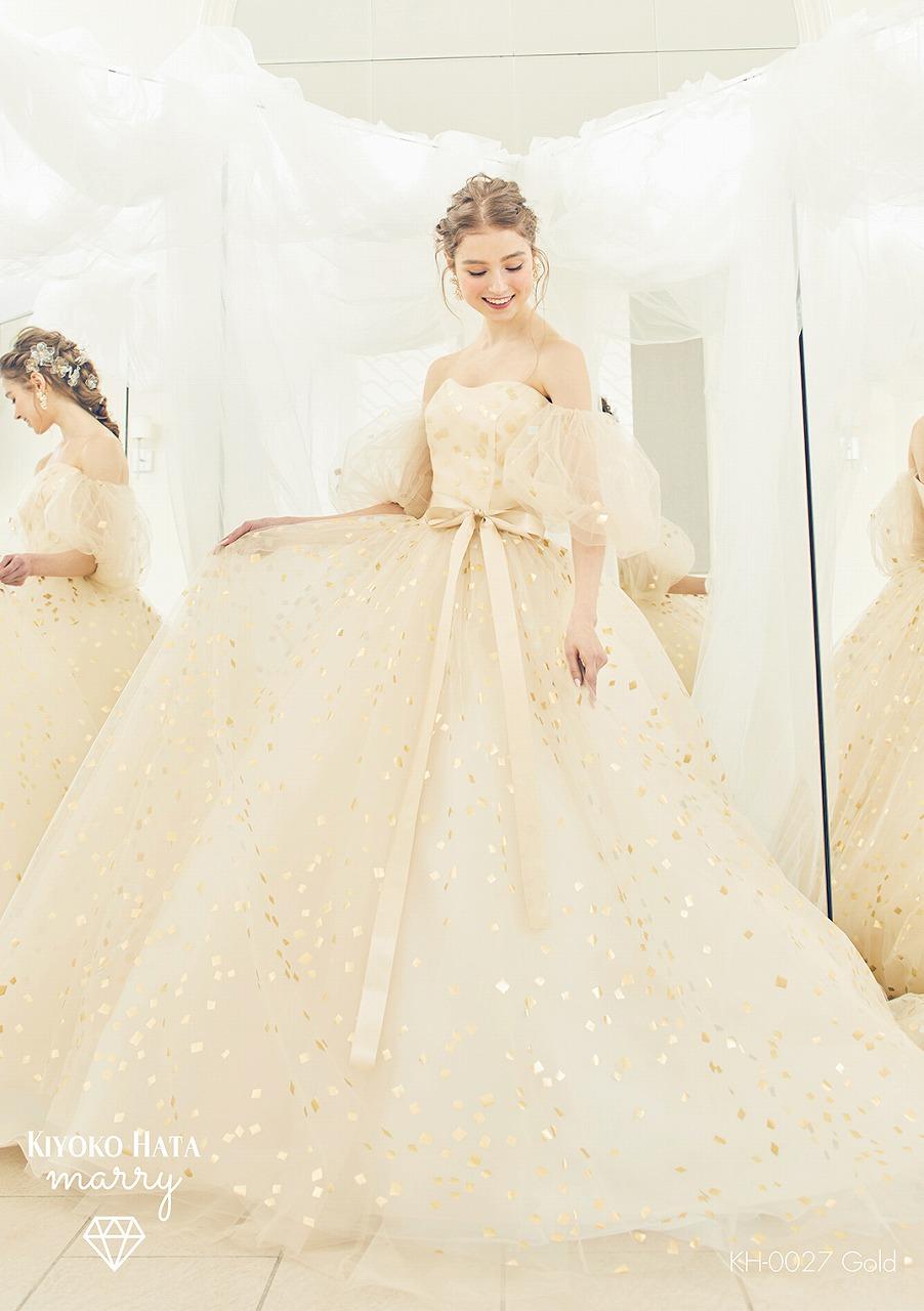 新作ドレスのご紹介  KH-0027